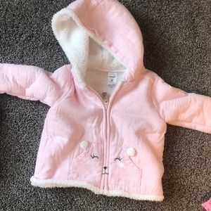 Other - 9 mo NWOT fleece jacket
